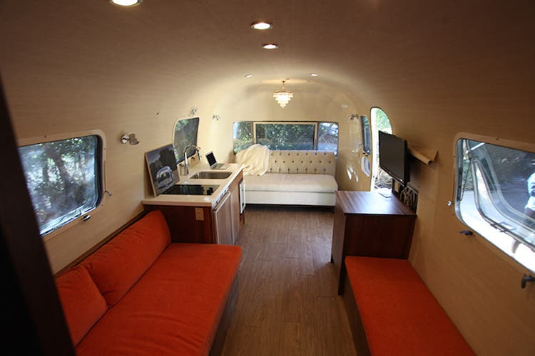Do It Yourself Airstream Renovators