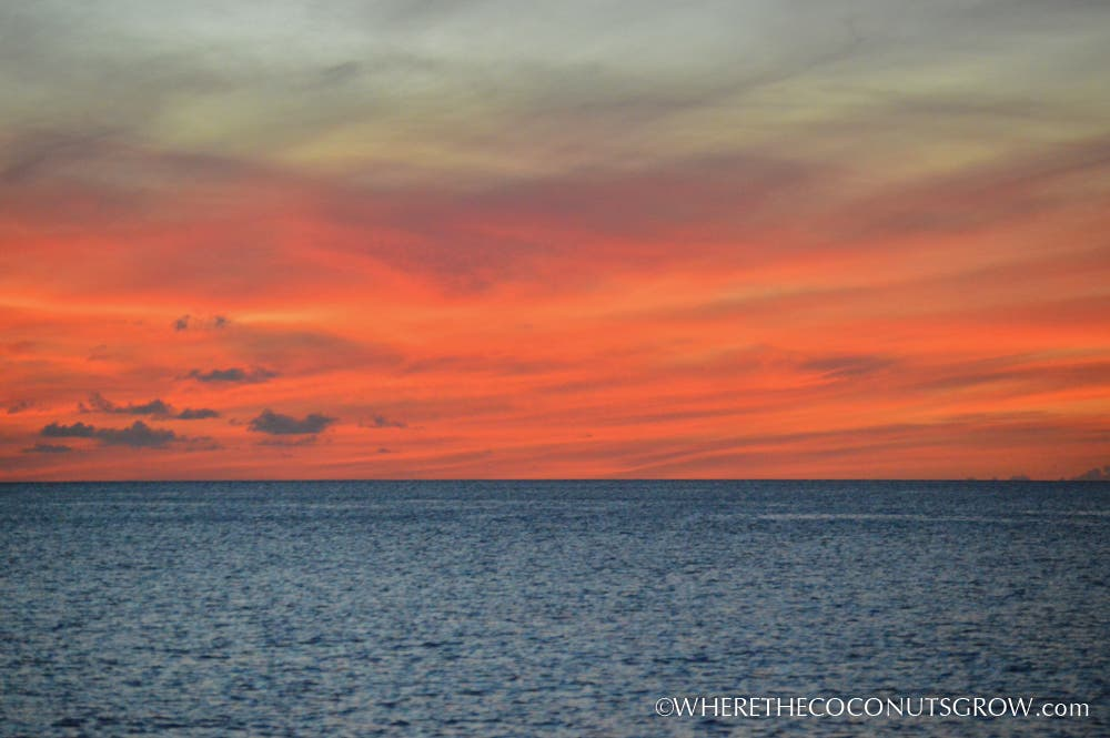 carriacou sunset-2