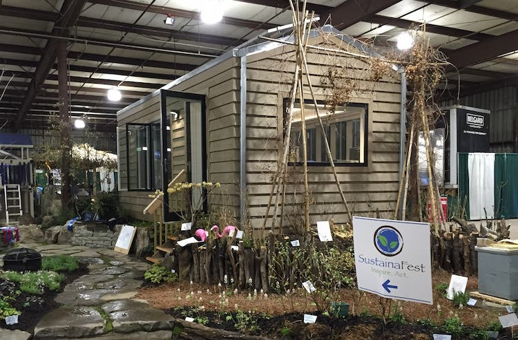 SustainaFest Launches Tiny House Contest