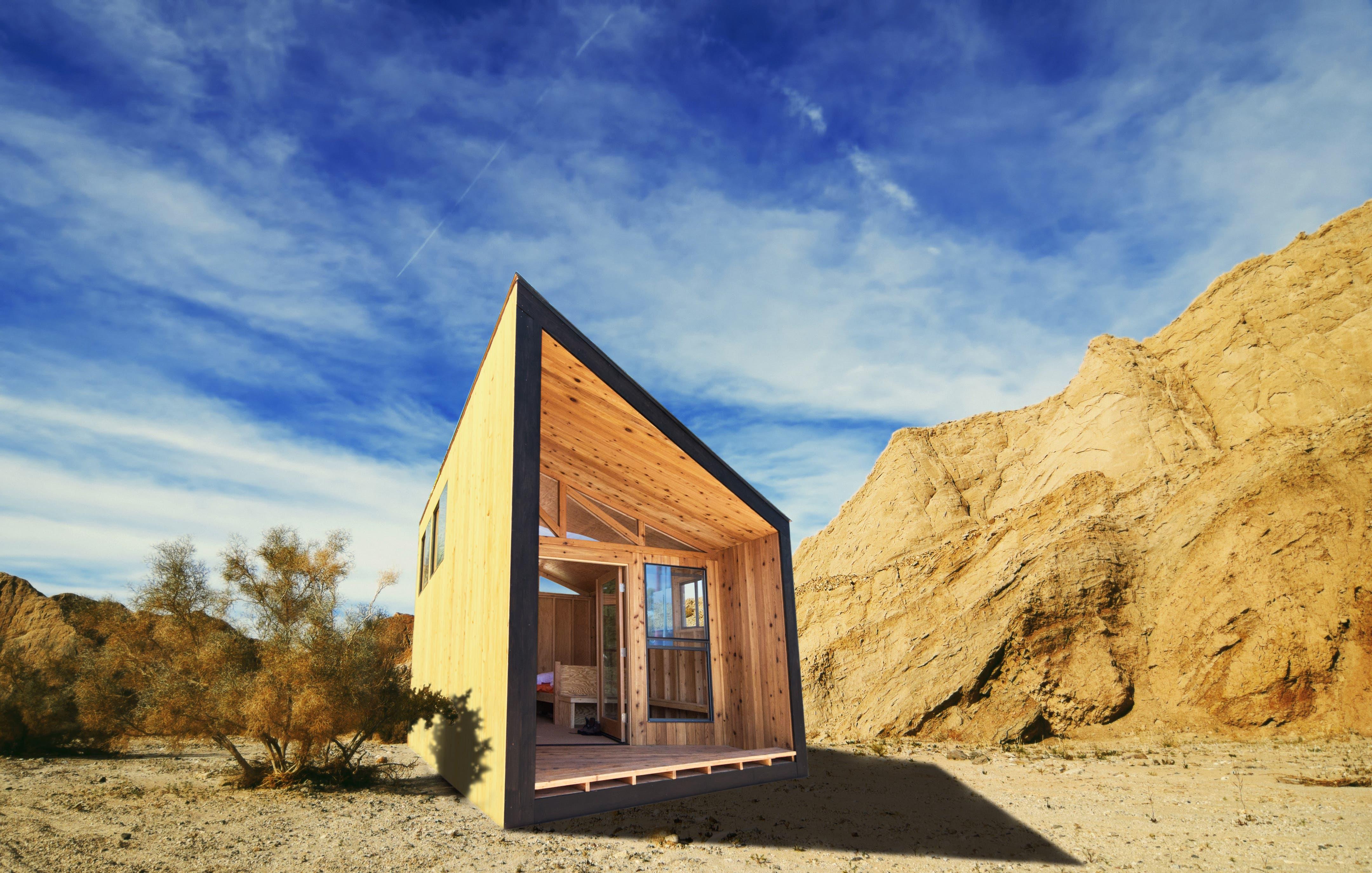 Tiny Prefab Cabins In California Parks Tiny House Blog
