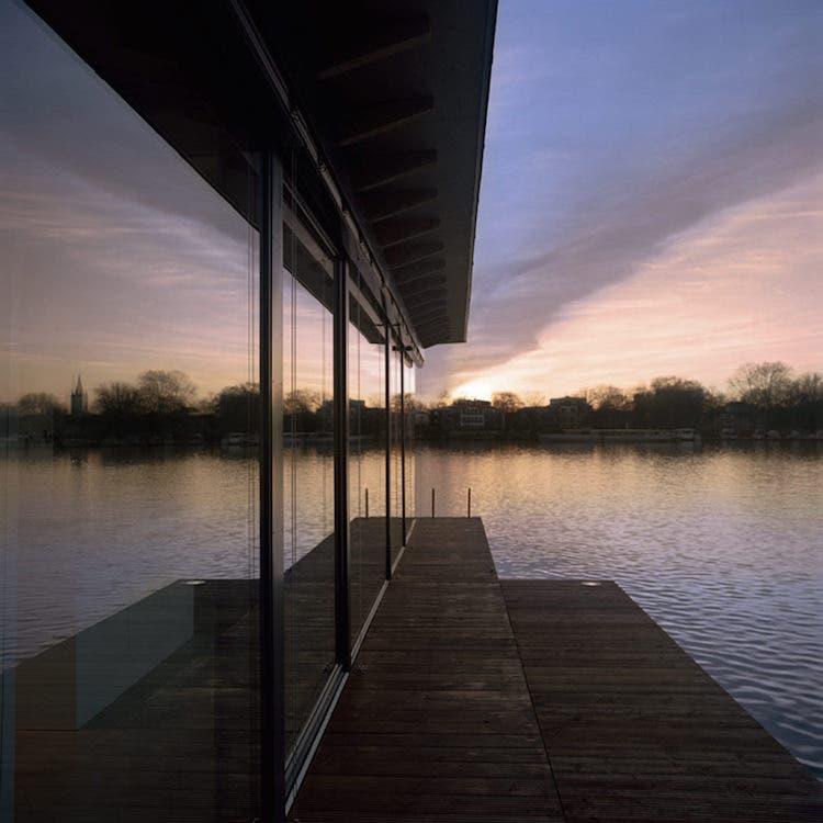modern houseboat 2