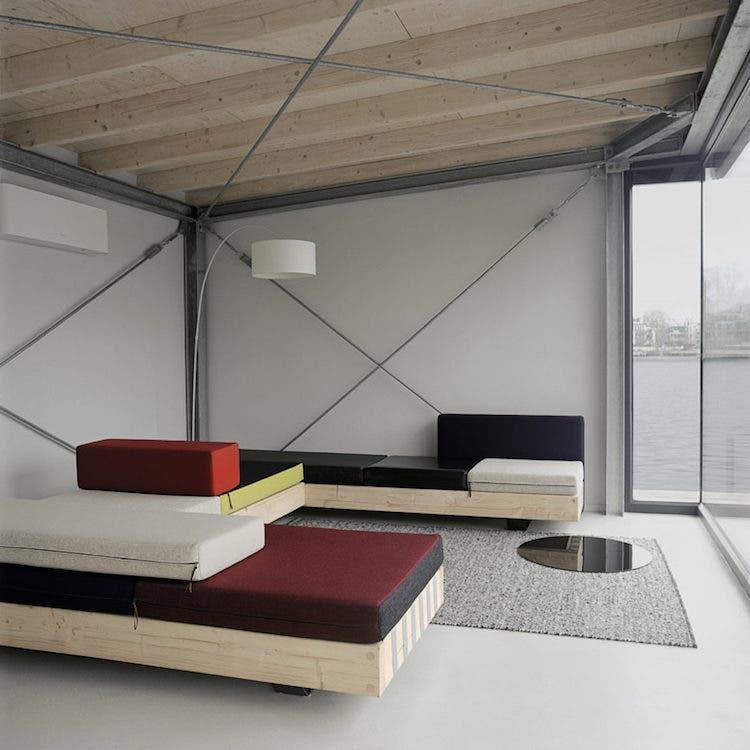 modern houseboat 4