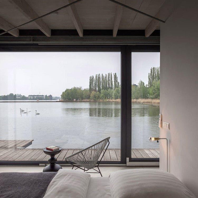 modern houseboat 6