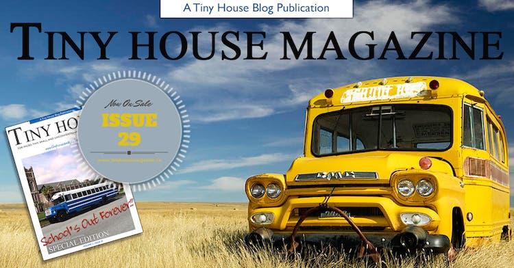 Tiny House Magazine Issue 29