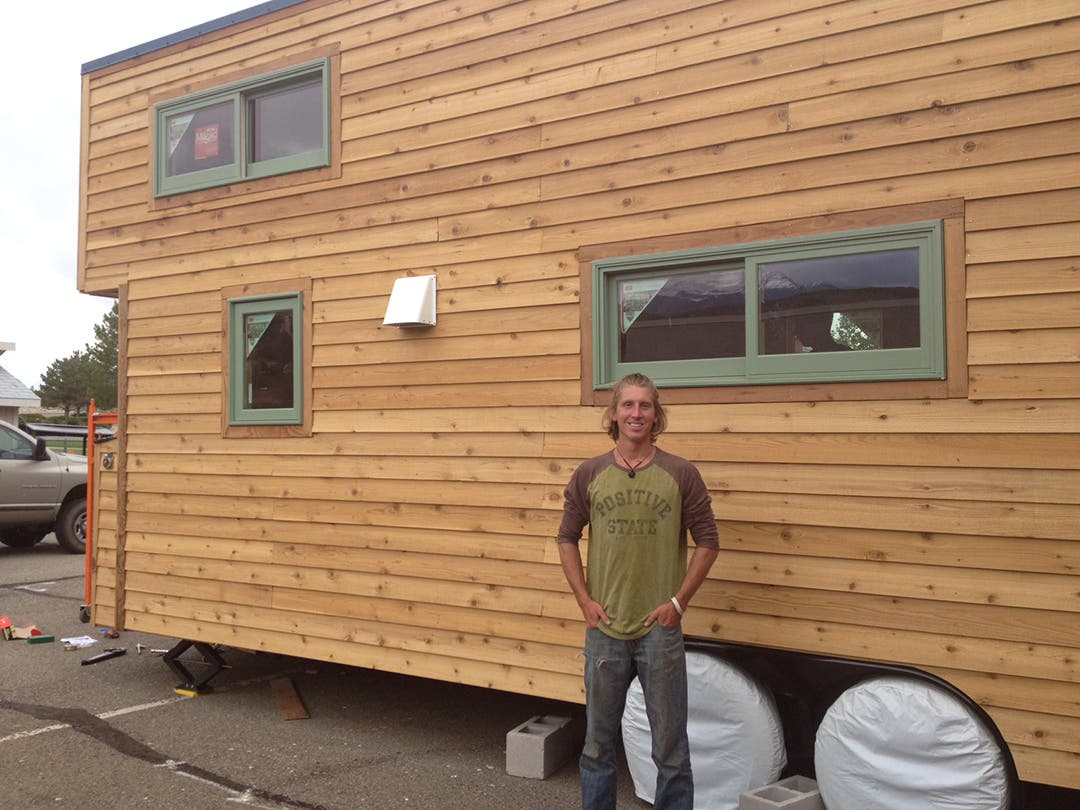 McMansion Tiny House in Oregon Tiny House Blog