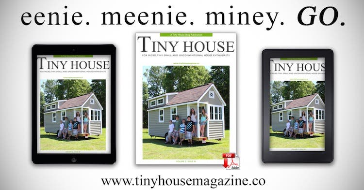Tiny House Magazine Issue 30