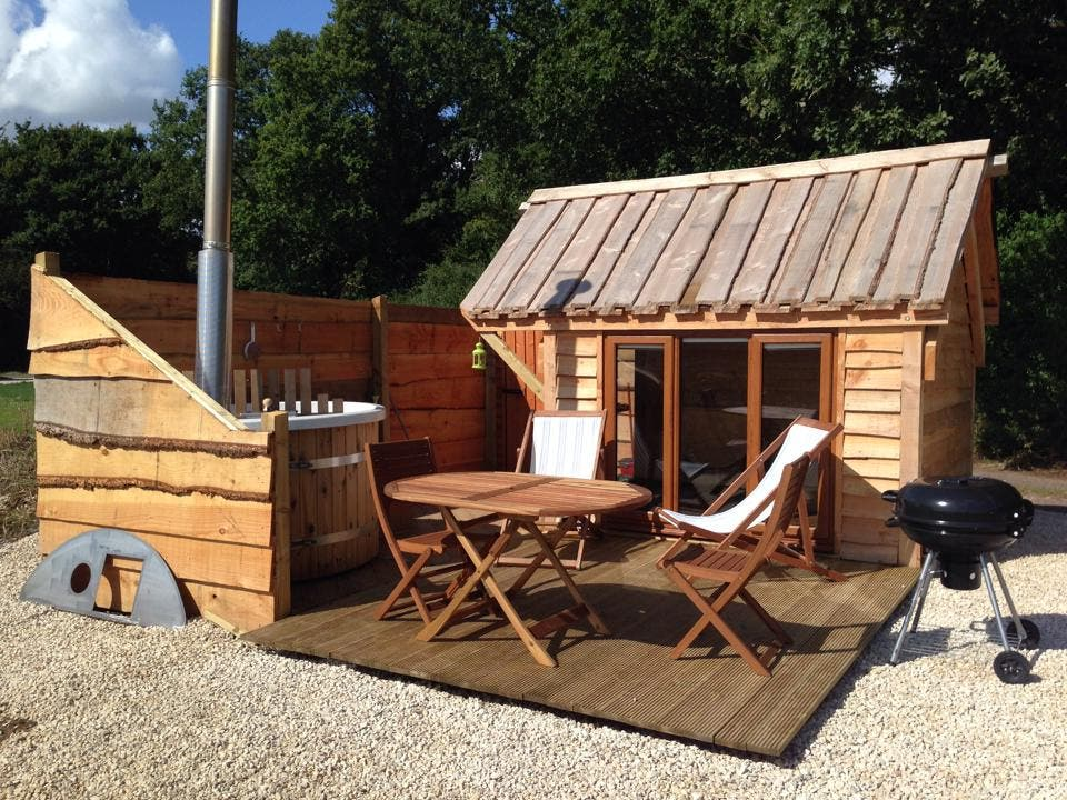 TInywood Tiny Homes Have Optional Hot Tubs Tiny House Blog