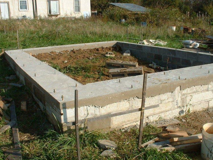 Foundation tiny house blog for Tiny house on foundation