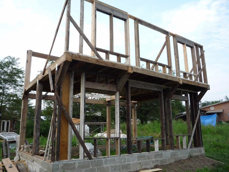 Framing 10 Tiny House Blog