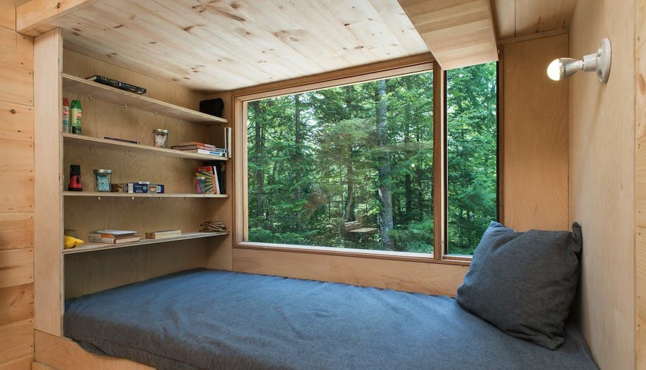 Try Out A Tiny Cabin With Getaway Tiny House Blog