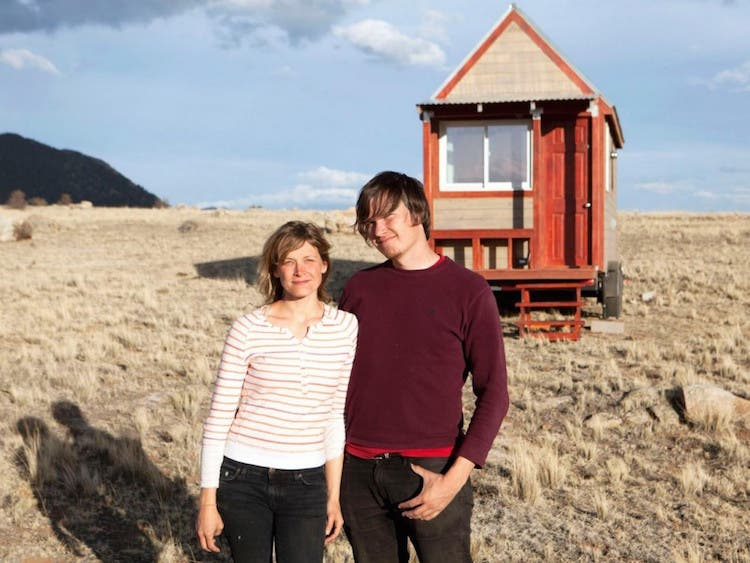 chris and merete tiny house