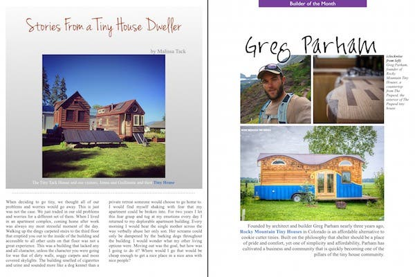 Tiny House Issue 32 - 2