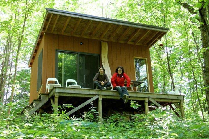 Jenny Carneys Xanadu Cabin Tiny House Blog