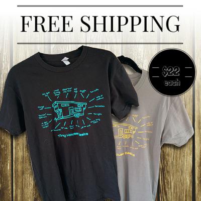 T-shirt - Free Shipping