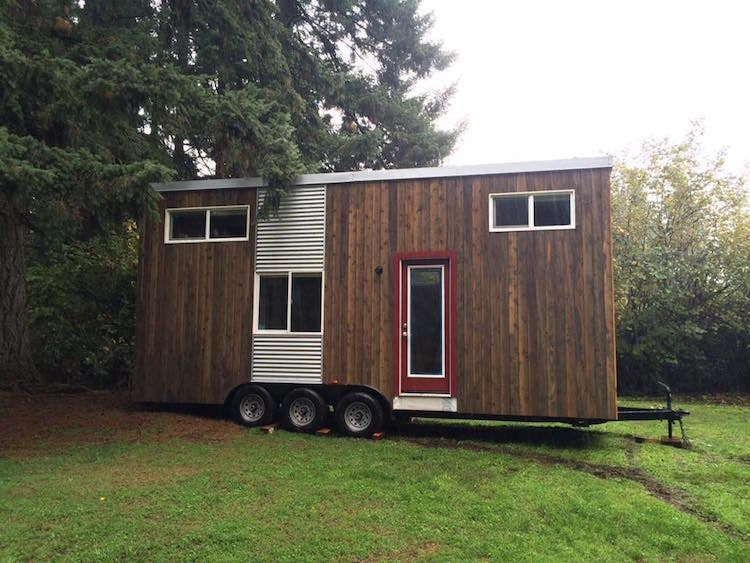 tiny house new home