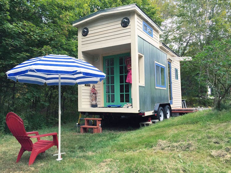 Living the Sustainable Tiny Life Tiny House Blog