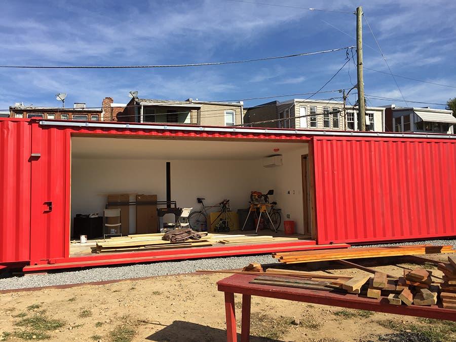 a tour of dc s micro showcase tiny house blog