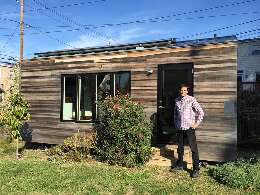 A Tour of DCs Micro Showcase Tiny House Blog
