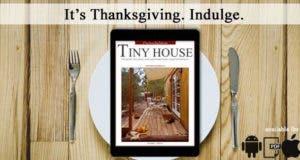 Tiny House Magazine Banner