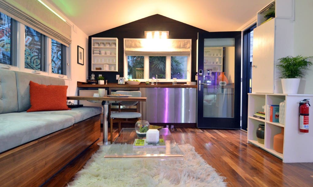 Intel Minim Smart Tiny House Tiny House Blog