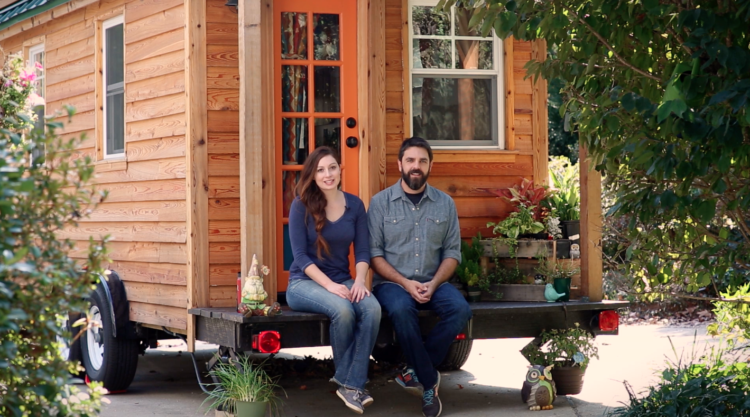 Alexis & Christian of Tiny House Expedition