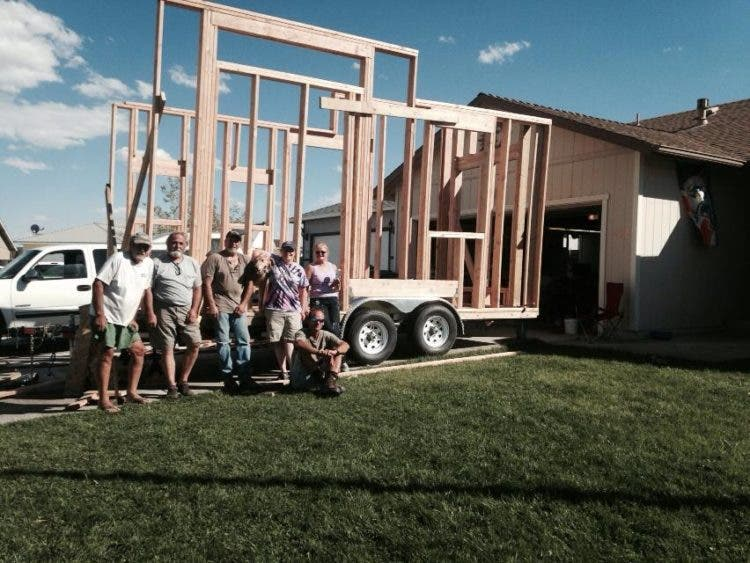 Chelsea-TinyHouse-framing