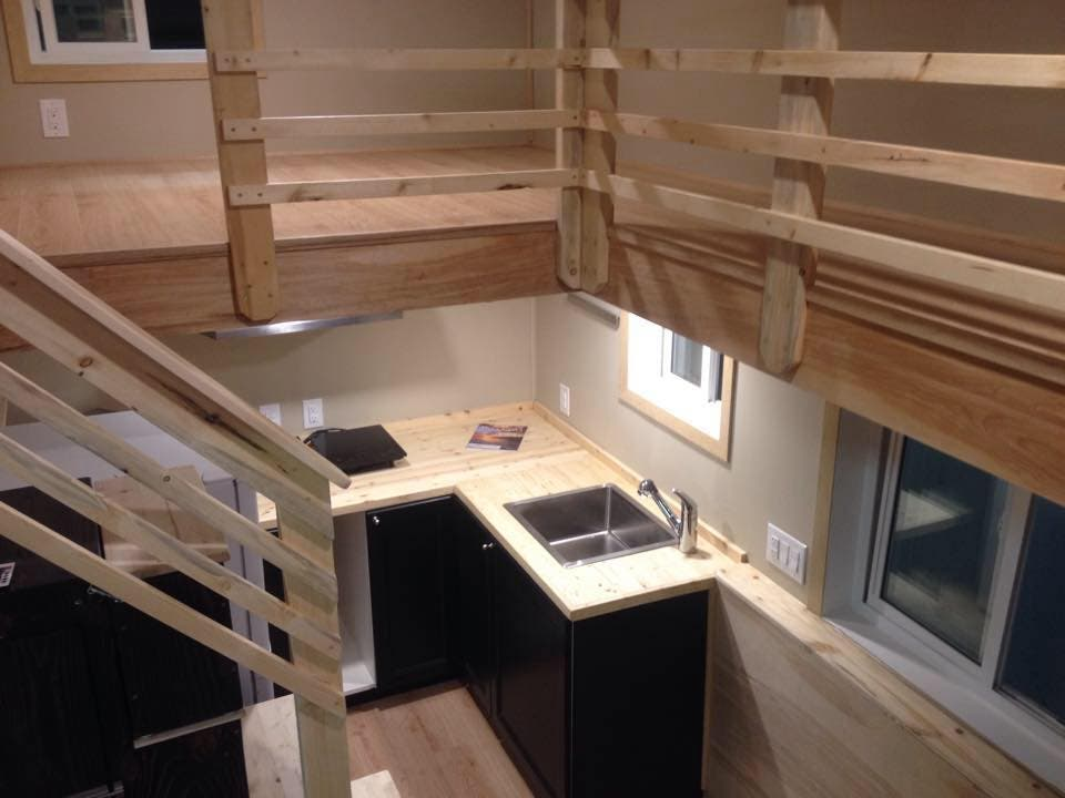 Mini homes of manitoba build tiny house for first nation tribe while the mini homes