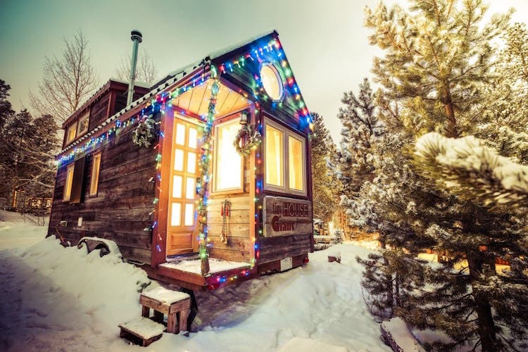 A Tiny House Giant Journey Christmas Tiny House Blog