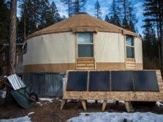Busby Yurt