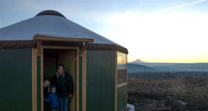 Freedom Yurt-Cabin
