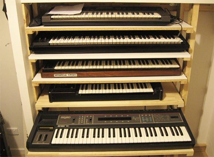 Keyboard-Slide