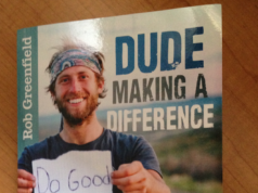 Dude Making a Difference cover