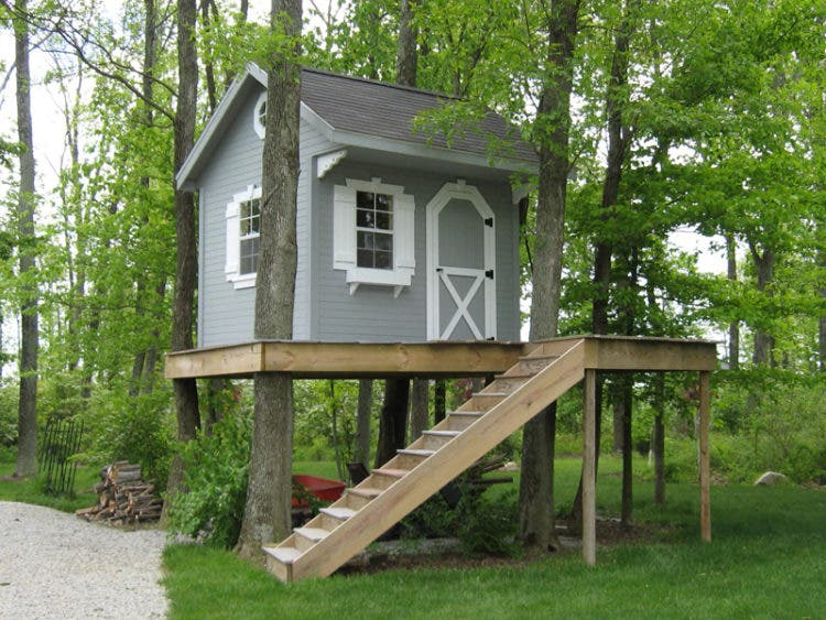 Amish Built Homes In Pa : Amish yard speciality buildings as tiny houses