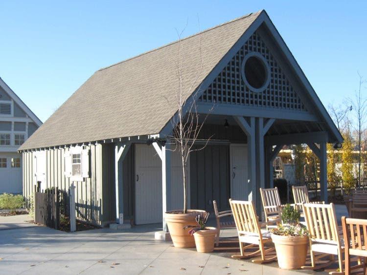 Amish Yard Speciality Buildings as Tiny Houses Tiny
