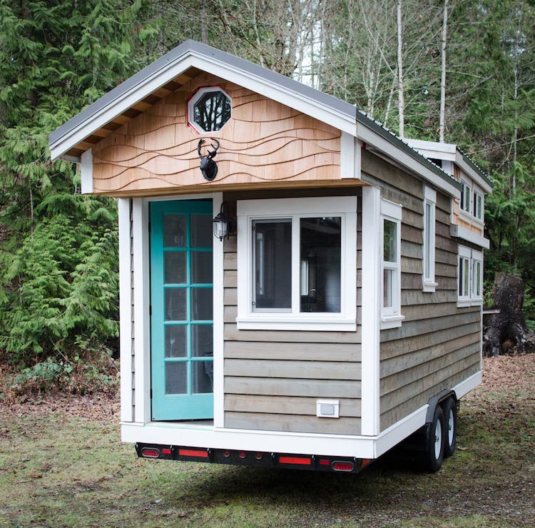Rewild Homes a Canadian Tiny House Builder Tiny House Blog