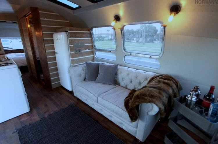 A downsized slice of solace tiny house blog for Airstream rentals santa barbara