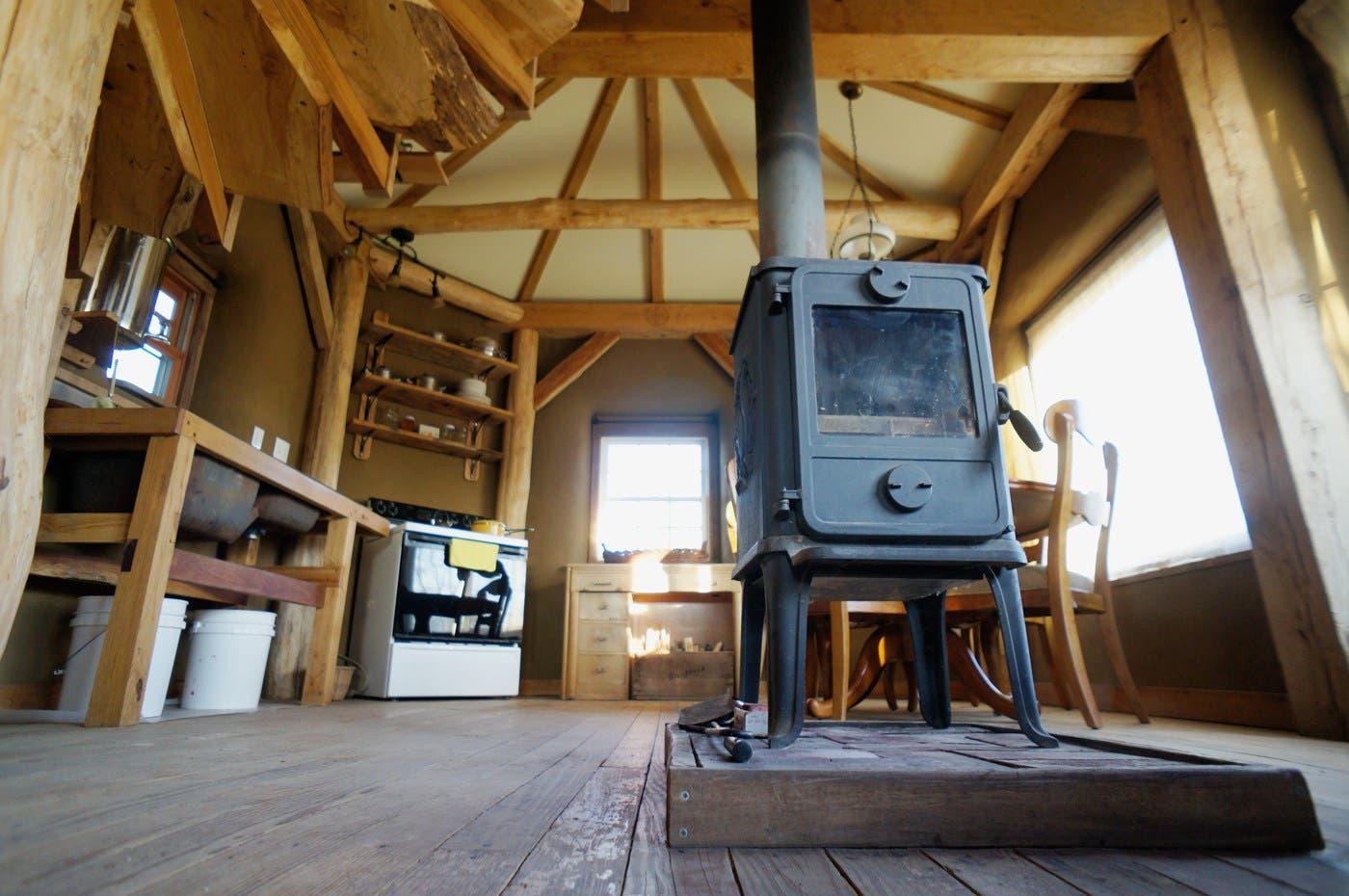 25 Strawtron Morso 1410 Wood Stove Tiny House Blog