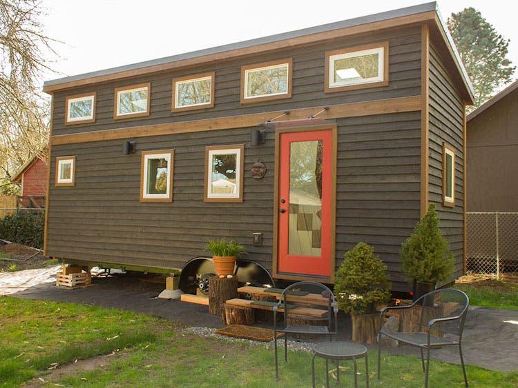 Portland modern home plans.