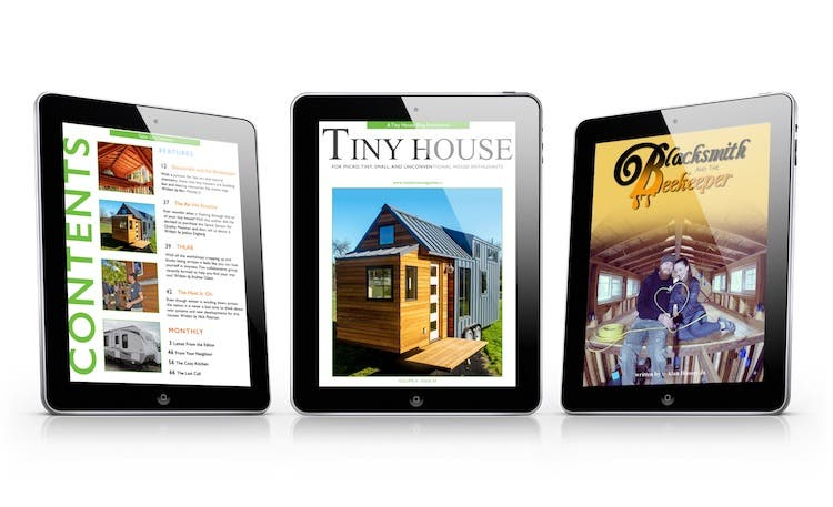 Tiny House Magazine Issue 39