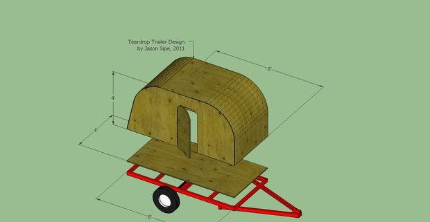 Floor Plans for Tiny Houses on Wheels | Top 5 Design Sources - Tiny