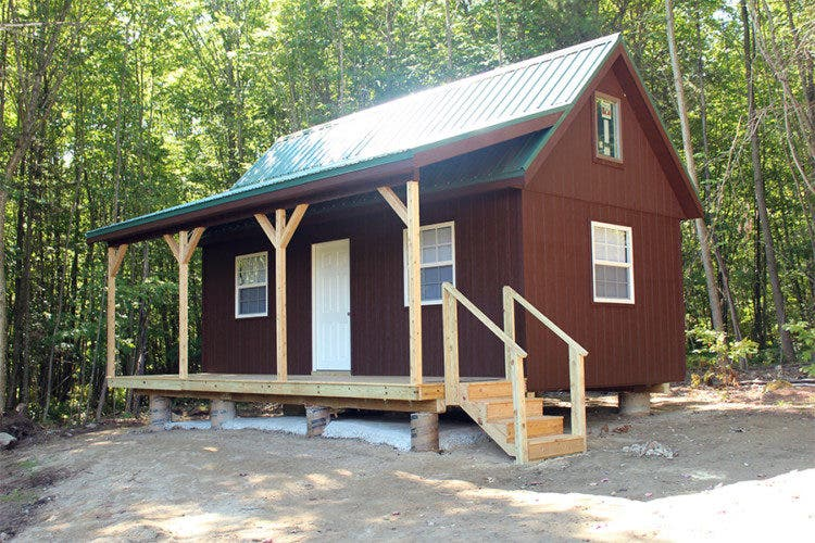 Cheap Storage Shed Homes For Sale - Tiny House Blog