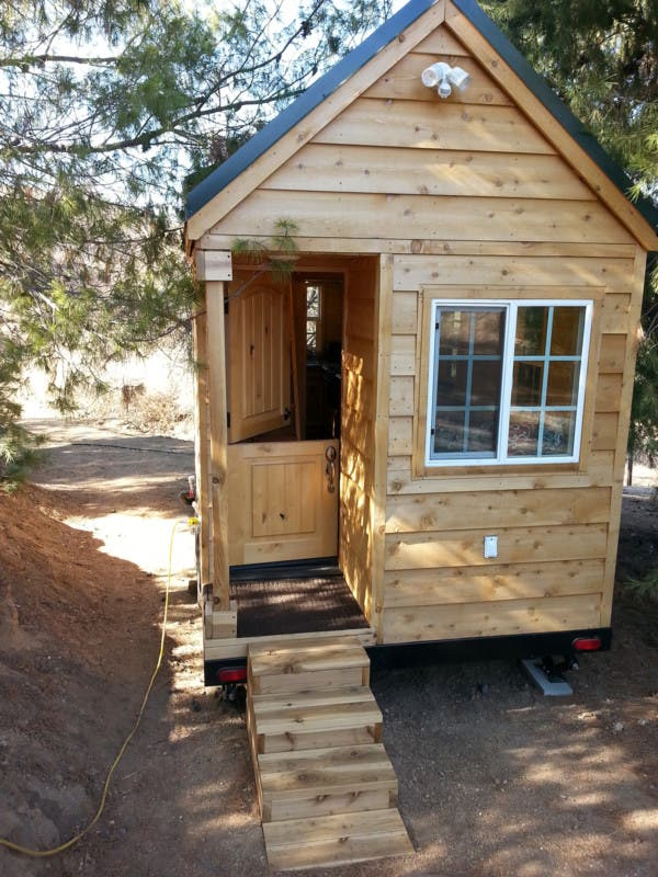 MyBunkHouses-parked-tinyhouse