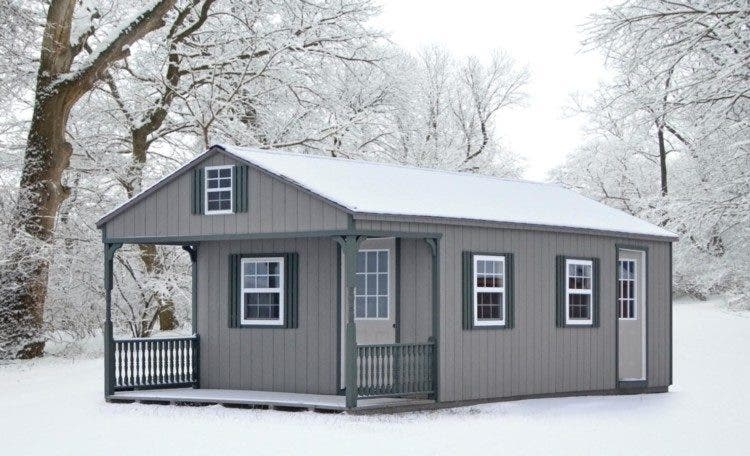 Great Storage Shed Home #22 - ... Homesteading Within 20 Miles Of One Of Their Stores In Pennsylvania,  Connecticut Or West Virginia, These Folks Will Deliver Your New Tiny Home  For Free.