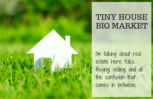 the tiny house real estate market - Tiny Houses Real Estate
