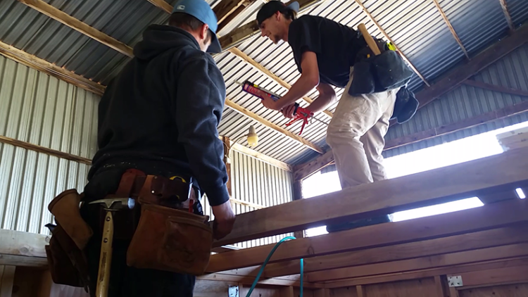 Tiny house building pic 1 tiny house blog for Home building blog