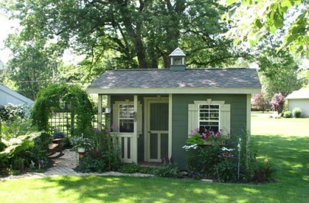 Cheap storage shed homes for sale tiny house blog for Cheap built homes