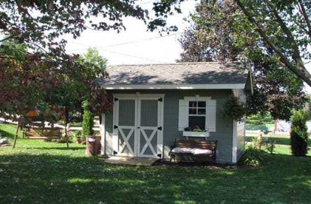 Cheap Storage Shed Homes for Sale Tiny House Blog