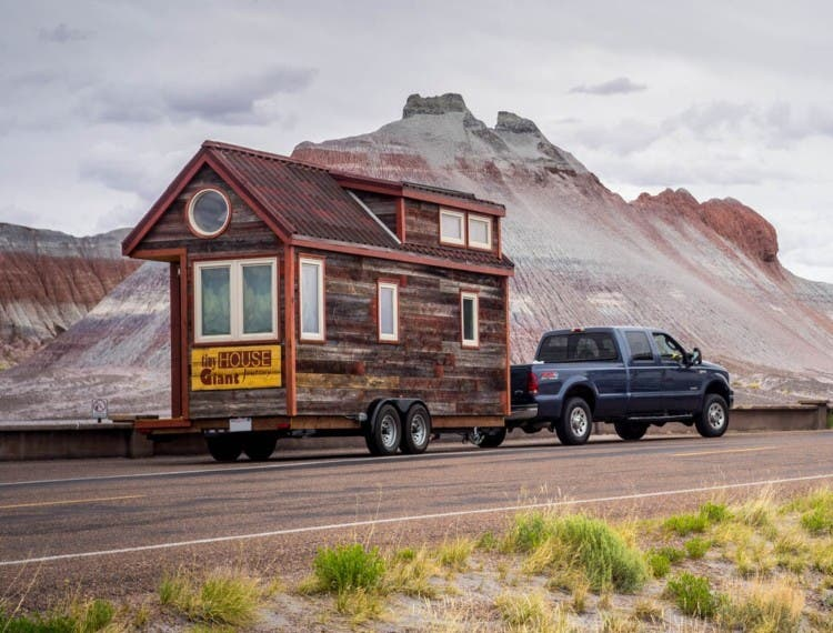 Pleasing Top 5 Sources For Tiny Trailer Houses For Sale Now Tiny House Blog Largest Home Design Picture Inspirations Pitcheantrous