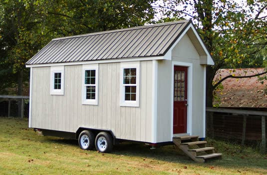 Simpleliving tiny house blog for Minimalist house on wheels