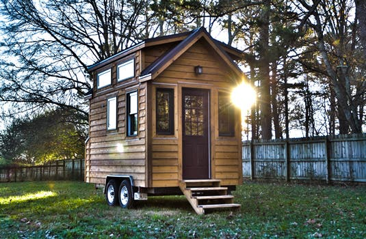 2 tinyhomebuilderscom - Mini Houses On Wheels